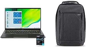 Acer Swift 5 SF514-55TA-74EC Intel EVO Thin and Light Laptop, 14