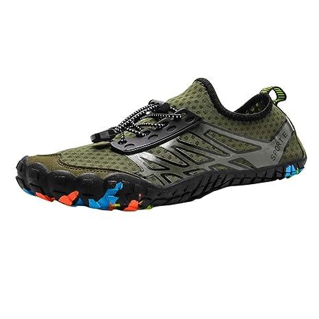 Karruier Zapatillas de Playa Zapatillas de natación Zapatillas de Agua Zapatillas acuáticas de Secado rápido Descalzas