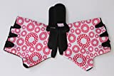 Monkey Bars Gloves (9,10,11 Years Old Kids) With Grips Control