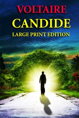 Candide - Large Print Edition ePub fb2 book