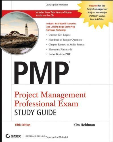 PMP Project Management Professional Exam Study Guide, Includes Audio CD Fifth (5th) Edition By Kim Heldman by 5th Edition