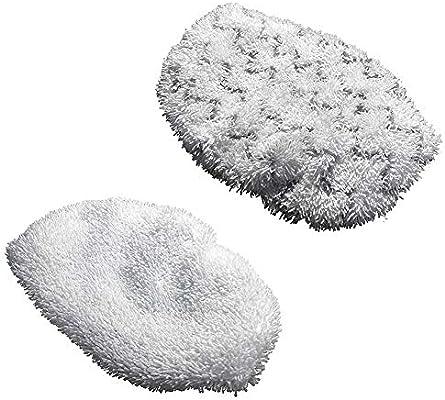 Mollylover Mopa de Microfibra de Repuesto para mopa de Vapor ...