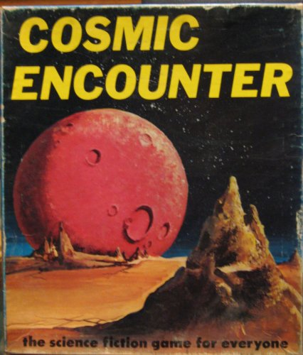 Eon Games Cosmic Encounter Board Game