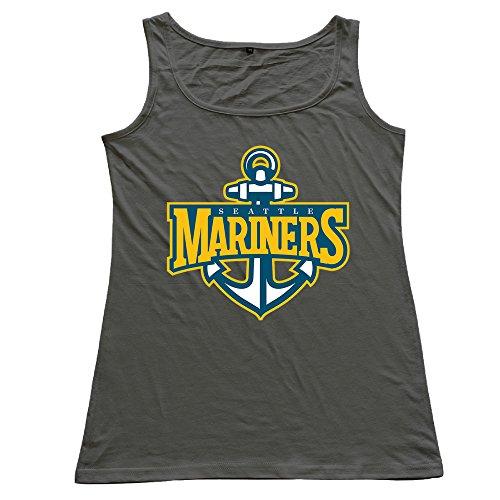Sea Mariners POY-SAIN Women's Adults Tank Top Shirt SizeXXL DeepHeather