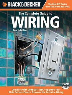 advanced home wiring black decker library amazon com books rh amazon com black and decker complete guide to wiring 7th edition black and decker complete guide to wiring pdf