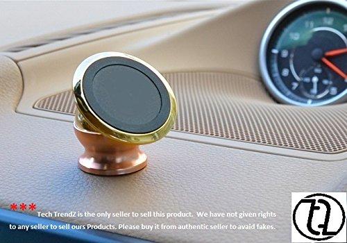 Tech TrendZ New Premium Car Mount, Universal Magnetic Mount