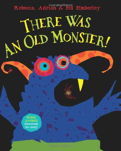 Counting Number worksheets halloween sequencing worksheets : There Was An Old Monster!: Rebecca Emberley, Adrian Emberley, Ed ...