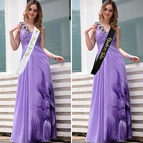 HEN PARTY SASH PACKS 5 10 /& 15 CHEAP PURPLE SASHES ACCESSORIES BRIDE GIFT NIGHT