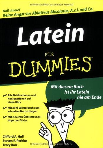 Latein für Dummies (German Edition)