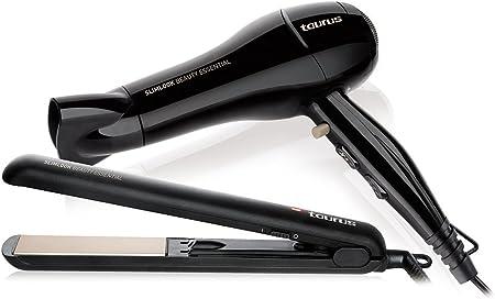 Taurus Beauty Essential - Set de secador + plancha de pelo: Amazon.es: Salud y cuidado personal
