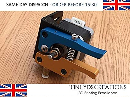 3d impresora extrusor de aleación de 1,75 mm para Kossel ...