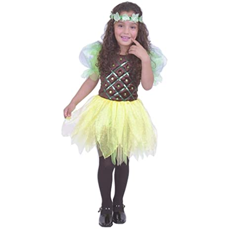 Baby Girl Woodland Fairy Costume (Size Infant 6-12)  sc 1 st  Amazon.com & Amazon.com: Baby Girl Woodland Fairy Costume (Size: Infant 6-12 ...