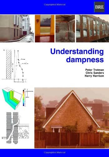 Understanding Dampness: Effects, Causes, Diagnosis and Remedies (BR 466)