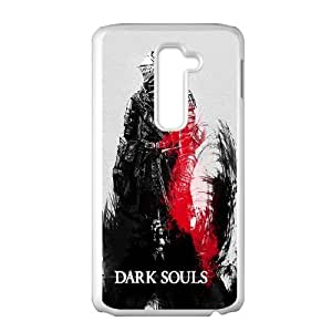 LG G2 Cell Phone Case White_Dark Souls_002 L7M2H