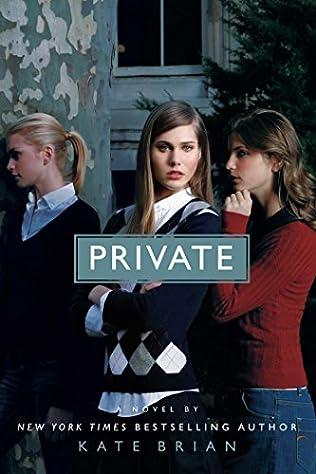 book cover of Private