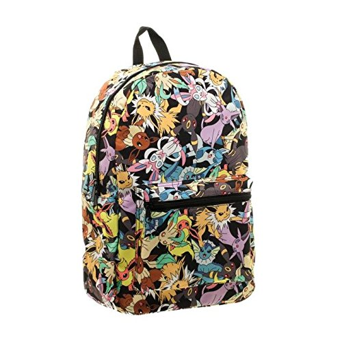 Oficial-Pokemon-Eevee-Evolution-lanzamiento-impresin-sublimada-bolsa-mochila-escolar-Go