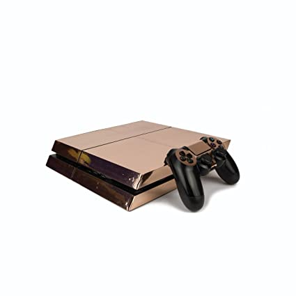 Vinyl Revolution Premium PS4 Playstation 4 - Carcasa de ...