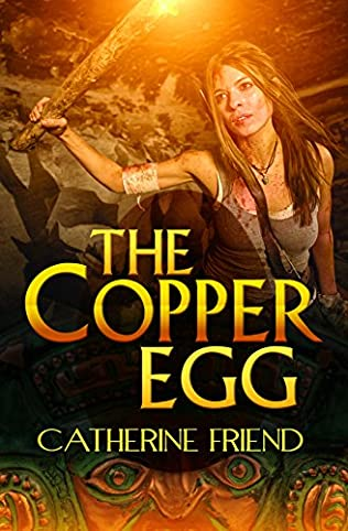 book cover of The Copper Egg