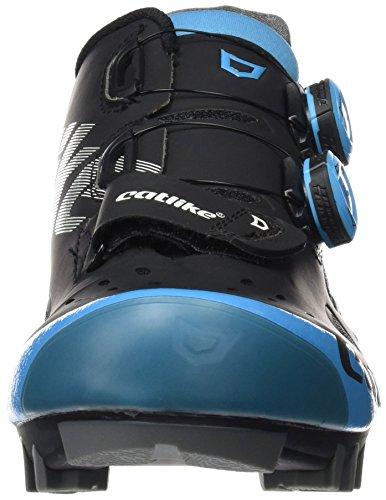 Catlike Whisper Mtb 2016, Zapatillas de Ciclismo de Montaña Unisex Adulto azul,negro
