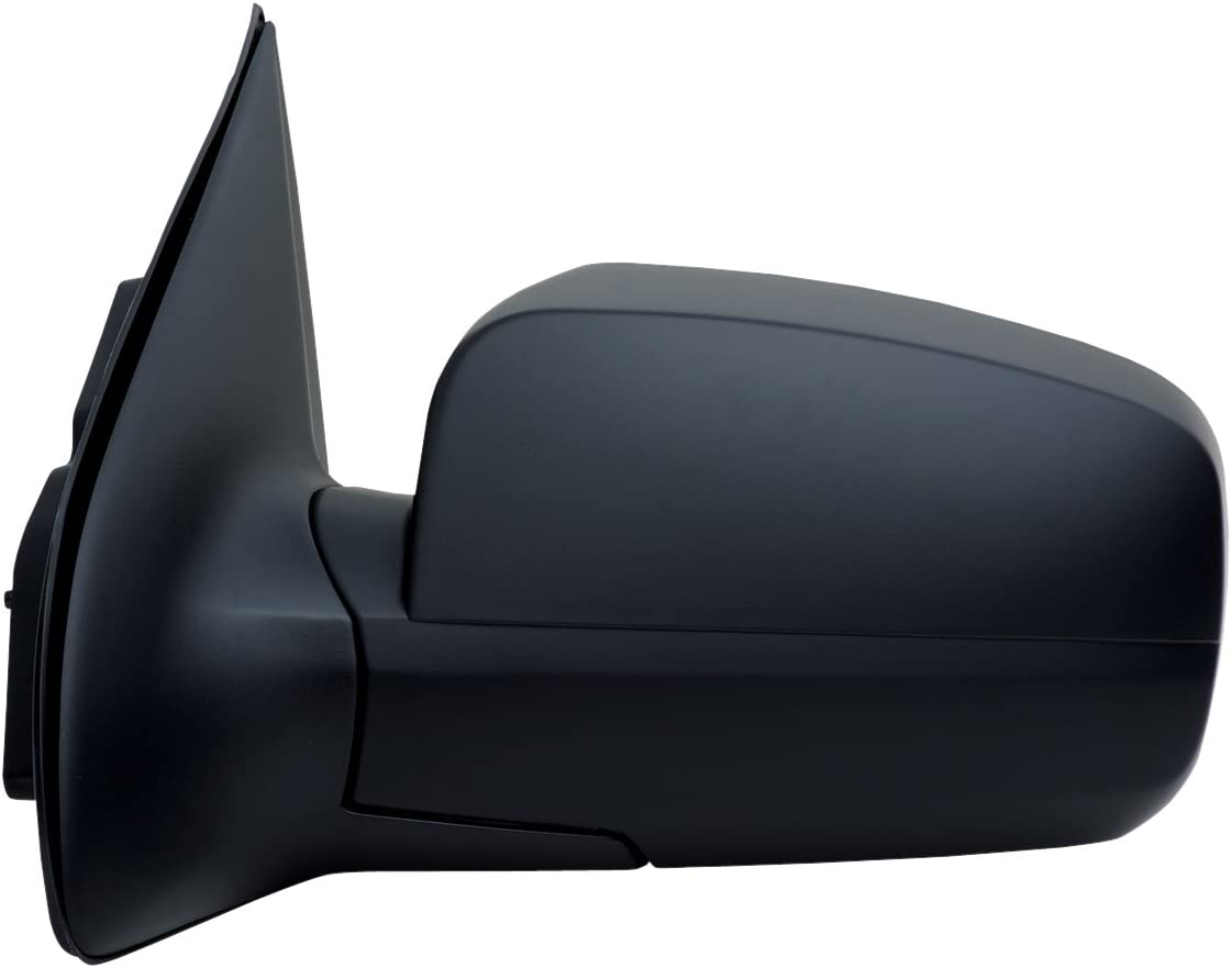 Fits OE# 87601-3E70000 Driver Side Left Power Heated Black Mirror
