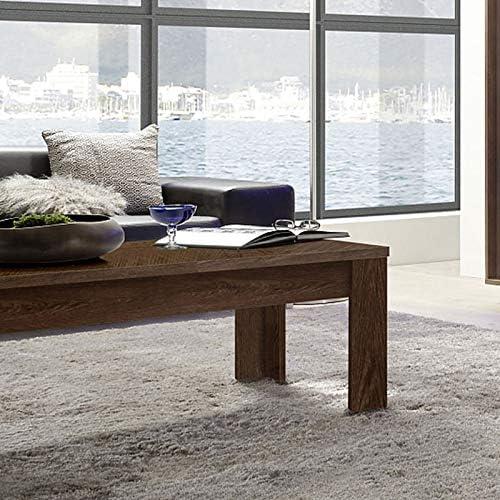 Beste Leverancier Moderne woonkamertafel, kleur notenhout  HWV1Q2x