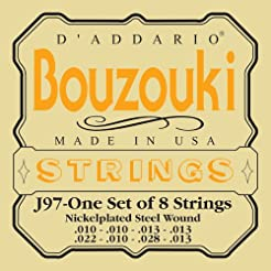 D'Addario J97 Greek Bouzouki Strings