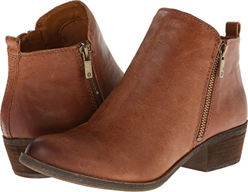 Lucky Brand Women's Basel Toffee 8 W US