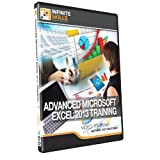 Advanced Microsoft Excel 2013 Training - Training DVD