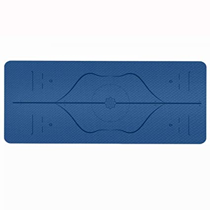 Amazon.com : YXGYJD Pilates Mat Yoga Mat Dance Fitness Yoga ...