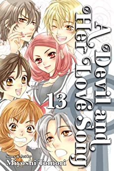 A Devil and Her Love Song, Vol. 13 by [Tomori, Miyoshi]