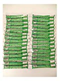 Lot of 40 Emergency Light Sticks 12 Hour Green Disaster Survival Made in USA