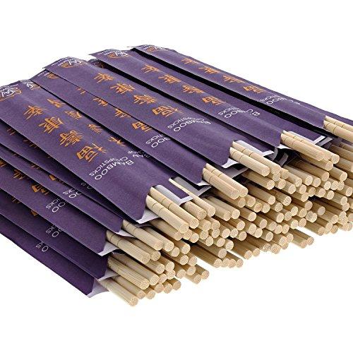 CiboWares 9'' Disposable Bamboo Chopsticks, Case of 1,000 by CiboWares (Image #6)
