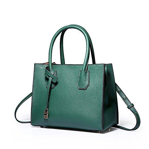 Medium Borsa E Verde A girl Spalla Donna xqcPBwC