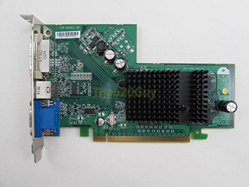 Dell KH285 0KH285 ATI Radeon X300 SE 128MB DDR 64-Bit PCIe x16 Video Card ()