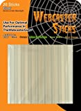 The Shadows Edge 99001 Webcaster Refill Sticks, 20 Count, Clear