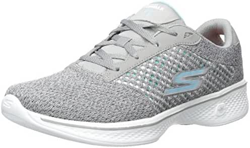 Skechers Performance Women's Go Walk 4 Exceed Lace-Up Sneaker