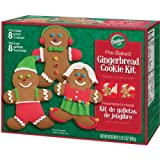 Wilton Holiday Gingerbread Cookie Kit 31 OZ