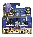 Minimates Marvel Toys R Us Infinity War Wave 2 Black Panther & Ebony Maw 2-Pack