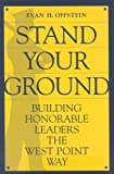 Stand Your Ground, Evan H. Offstein, 0313374945