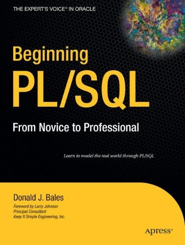 Download Beginning PL/SQL: From Novice to Professional (Expert's Voice in Oracle) Pdf