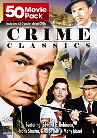 Crime Classics [USA] [DVD]: Amazon.es: Crime Classics 50 Movie ...
