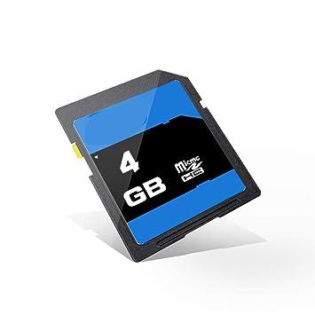 Tarjeta de Memoria MicroSD XC con SD de Alta Velocidad Tarjeta de ...