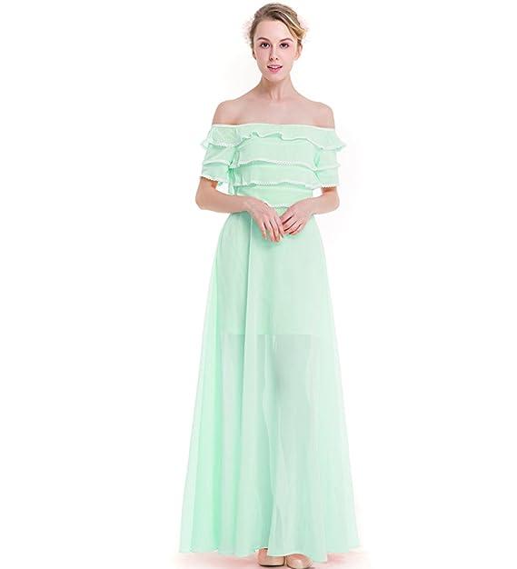 KAXIDY Vestidos de Noche Mujer Vestidos Largos de Graduacion Vestidos Largos Ceremonia Vestidos Largos Noche (