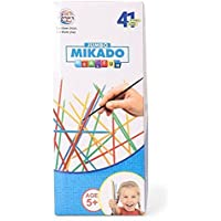Ratna's Premium Quality Mikado Sticks Jumbo for Kids to Develop Concentration and Attention Span Building