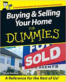 First time home buyer book for dummies
