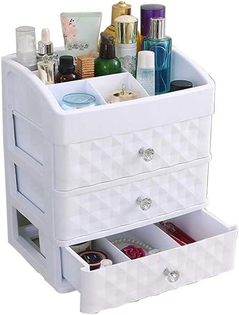 YUQIBXC Caja Organizador de Maquillaje Cajones Organizador de ...