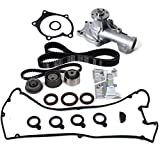 eagle talon timing cover - New TSW167VCSI Timing Belt Kit, Water Pump, & Valve Cover Gasket Set for 95-99 Mitsubishi Eclipse & Eagle Talon Turbo 2.0L 4G63T 4G63