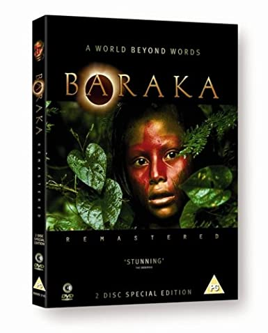 Baraka: Remastered - 2 Disc Special Edition DVD Reino Unido ...