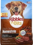 Kibbles 'n Bits Homestyle Beef & Vegetable flavors Dry Dog Food, 6Count by Kibbles 'n Bits
