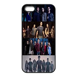 Steve-Brady Phone case TV Show Teen Wolf For Apple Iphone 5 5S Cases Pattern-6 by runtopwell